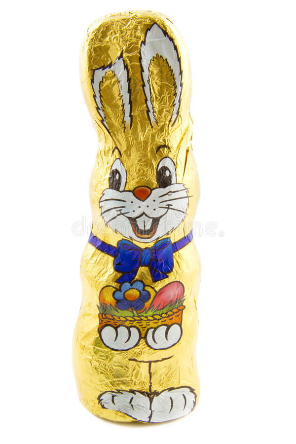 Download Easter bunnie stock image. Image of green, event, chocolate - 13202281