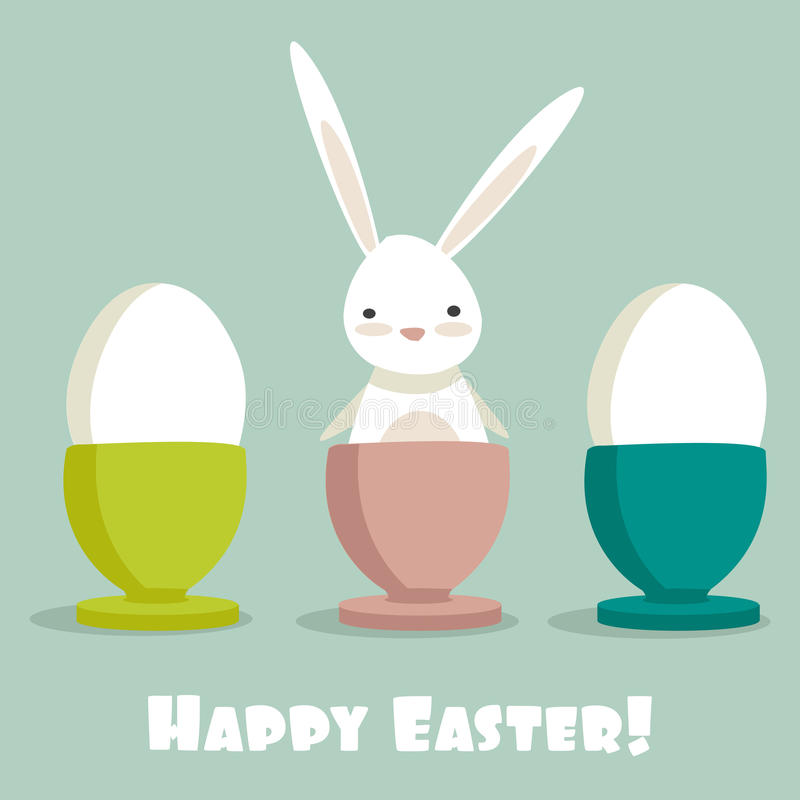 Free Easter Bunny Royalty Free Stock Image - 17737836