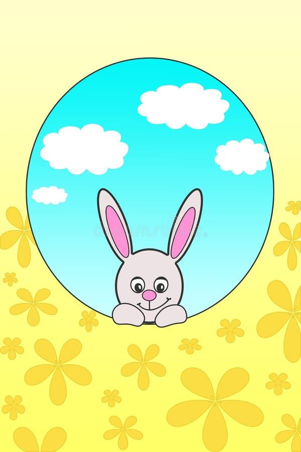 Easter Bunny vector illustration