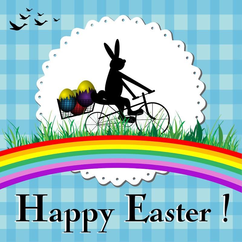 Download Easter bunny stock vector. Illustration of artistic, festive - 23132181