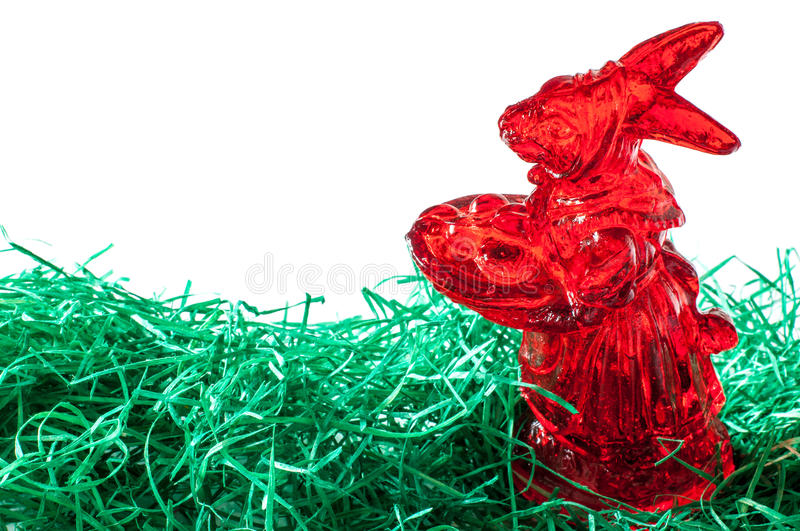 Download Easter Bunny stock photo. Image of gift, basket, confection - 24247384
