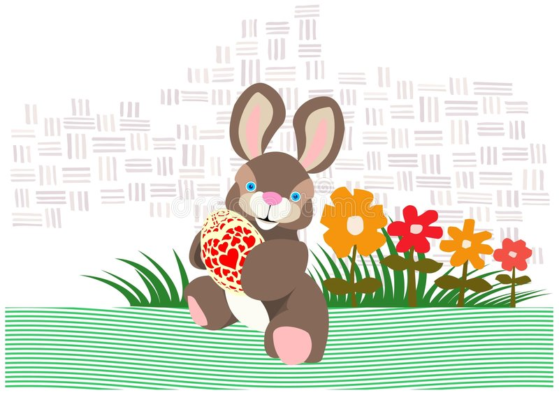 Download Easter-bunny Royalty Free Stock Images - Image: 7850439