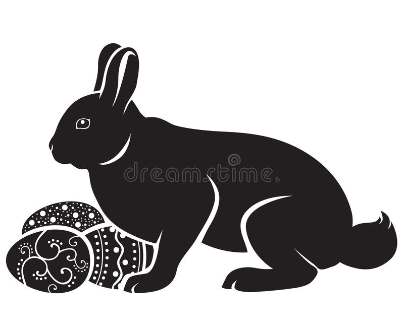 Download Easter Bunny And Eggs Stock Photography - Image: 22988052