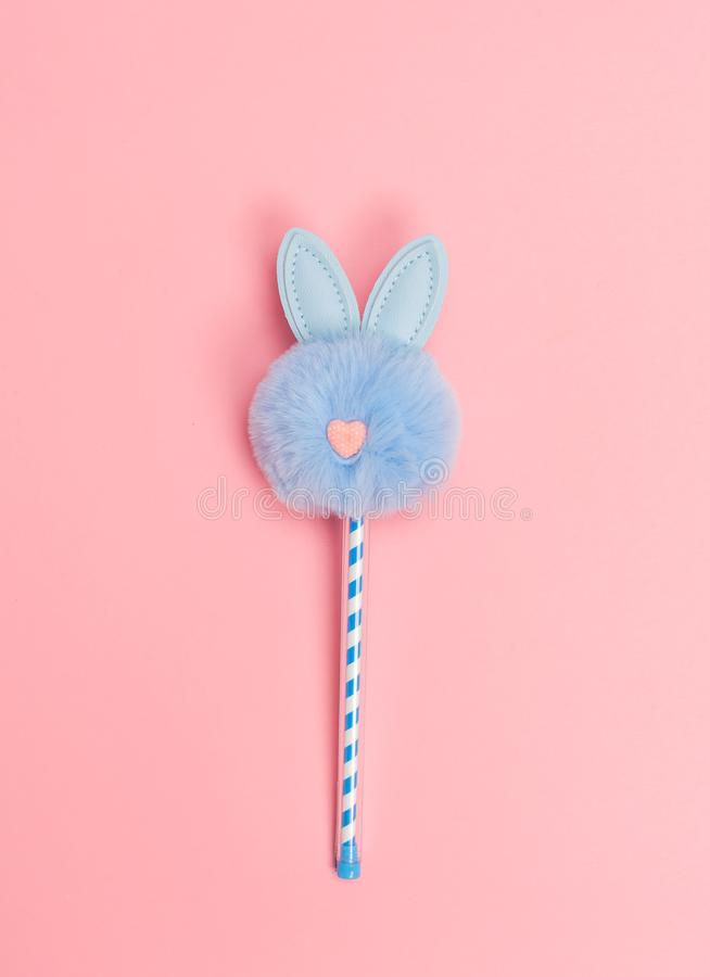 Easter bunny holiday ornament object royalty free stock images