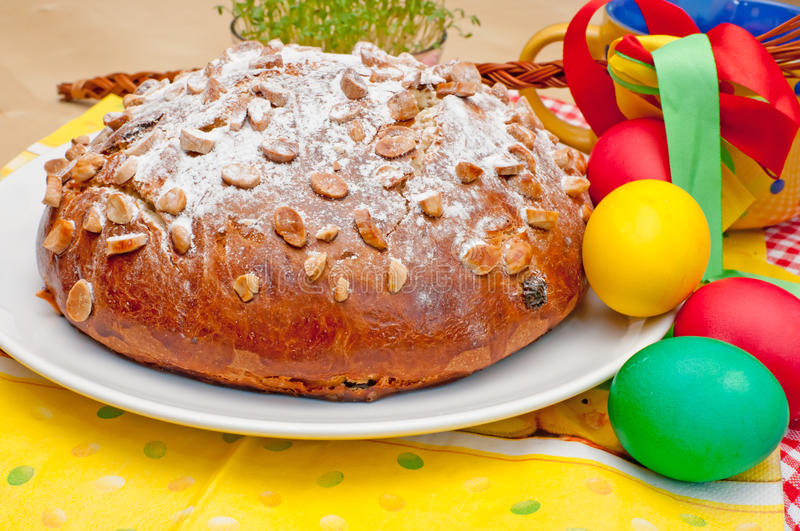 Easter Cake royalty free stock images