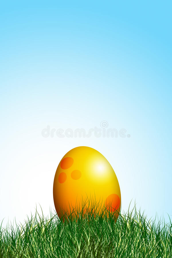 Download Easter Card Stock Image - Image: 12974891