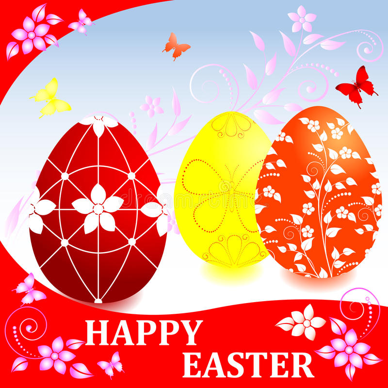 Download Easter Card. Stock Photography - Image: 18591352