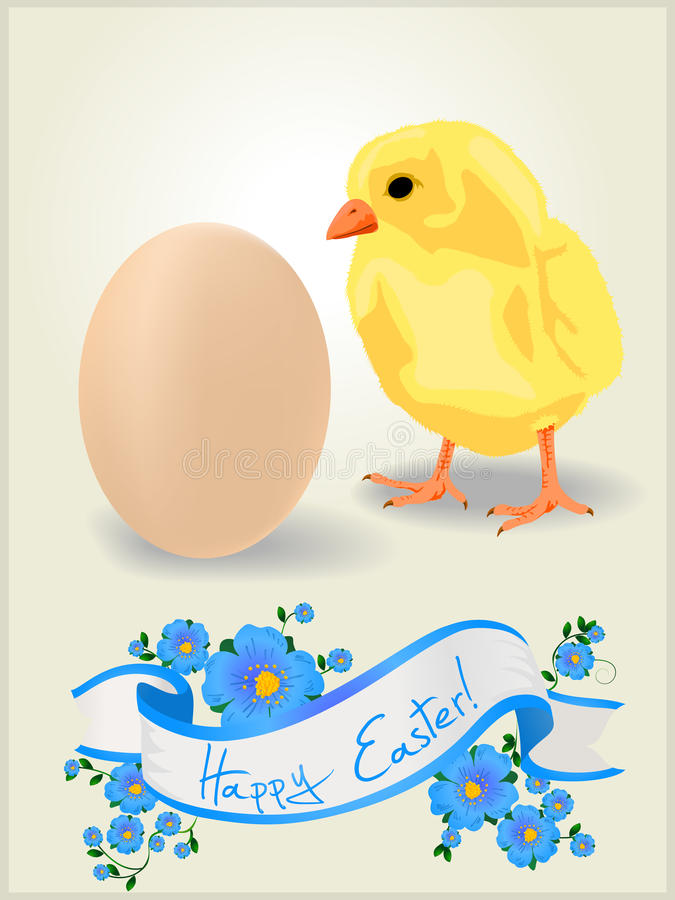 Download Easter Card 2 Royalty Free Stock Photography - Image: 18465637