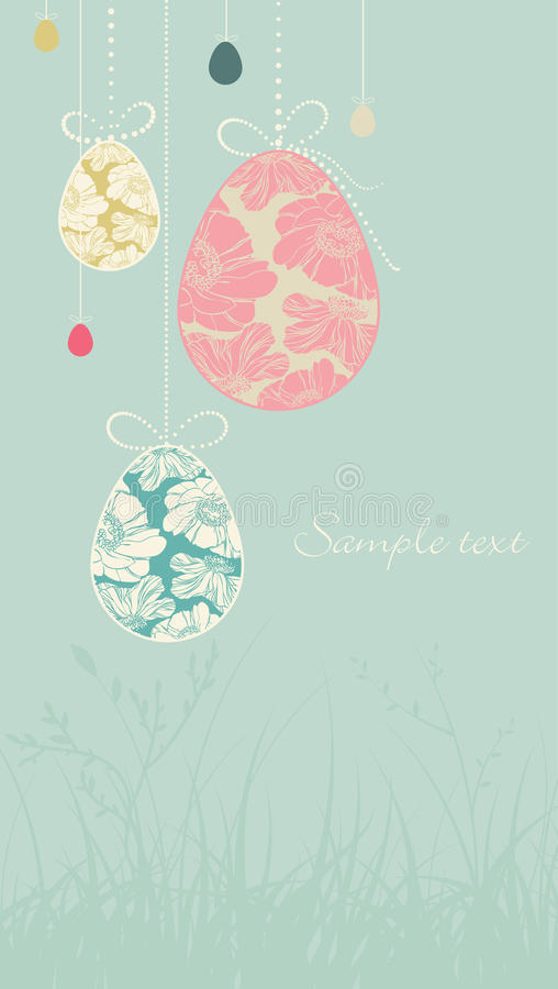 Download Easter Card Royalty Free Stock Images - Image: 23509889