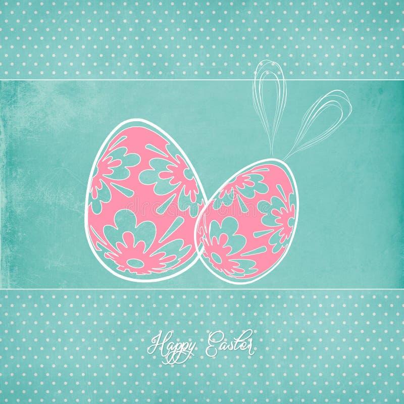 Download Easter stock illustration. Image of card, multi, celebration - 38095445