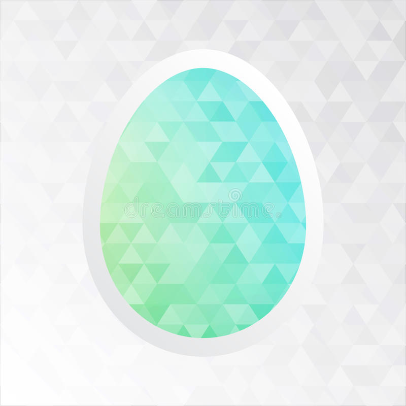 Download Easter card stock vector. Illustration of abstract, card - 38869717