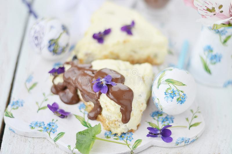 Download Easter Cheesecake. Royalty Free Stock Photography - Image: 30569247