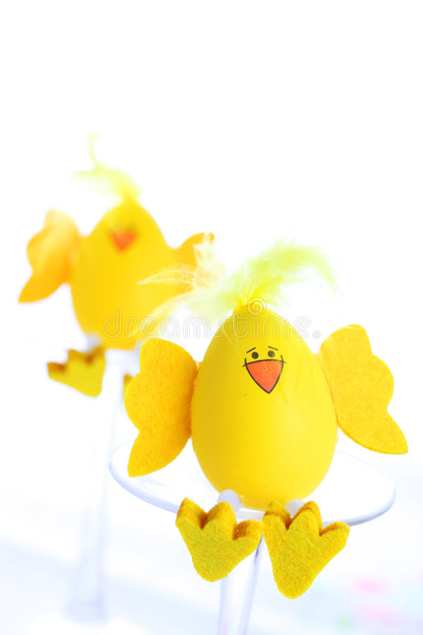 Free Easter Chicks Royalty Free Stock Photography - 18898177