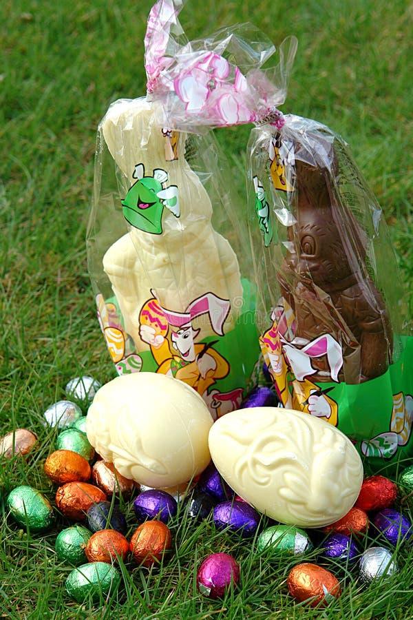 Easter Chocolate stock photos