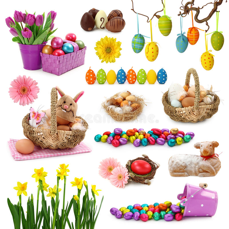 Free Easter Collection Royalty Free Stock Photography - 15884447