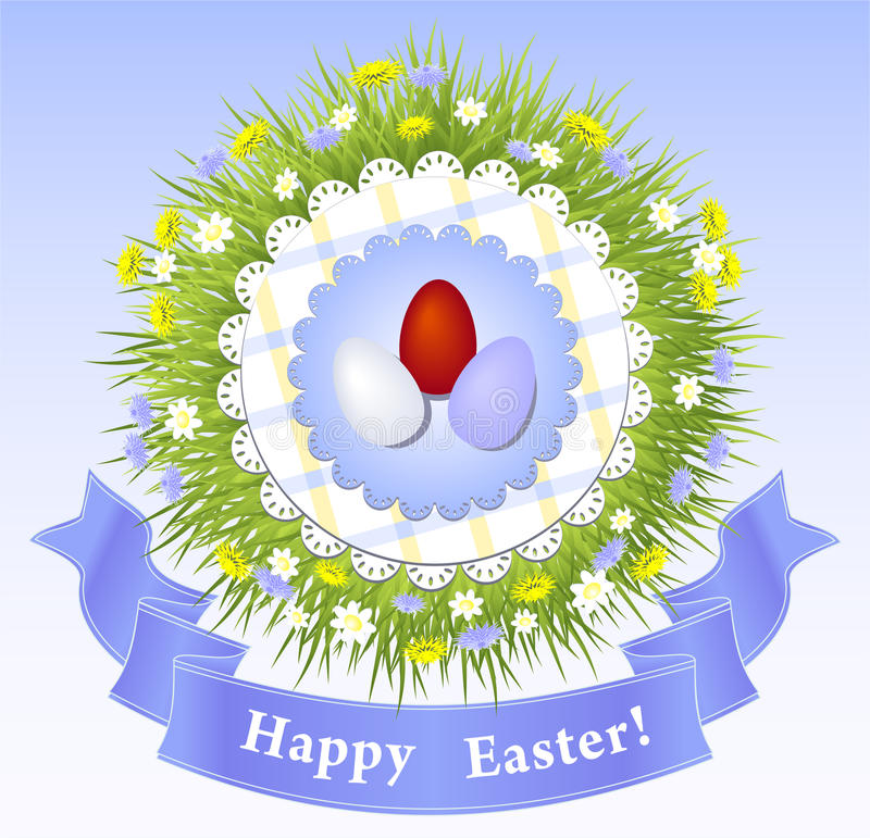 Download Easter Congratulation Royalty Free Stock Photos - Image: 24243498