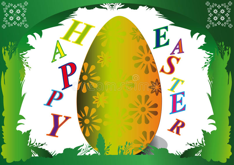 Easter13 stock photo