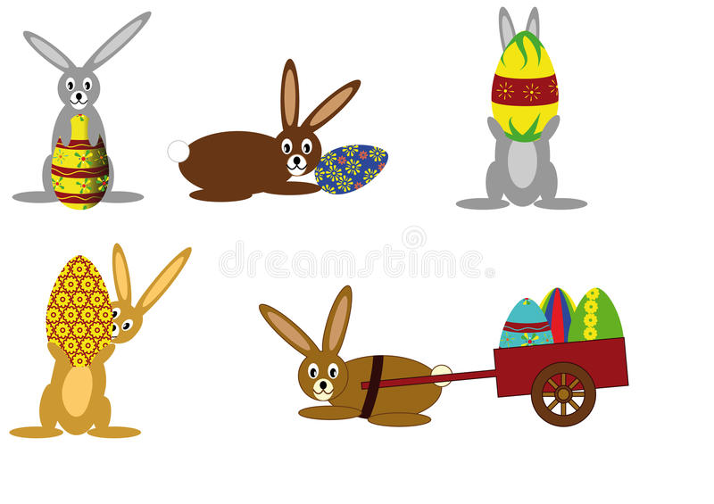 Easter11 stock image