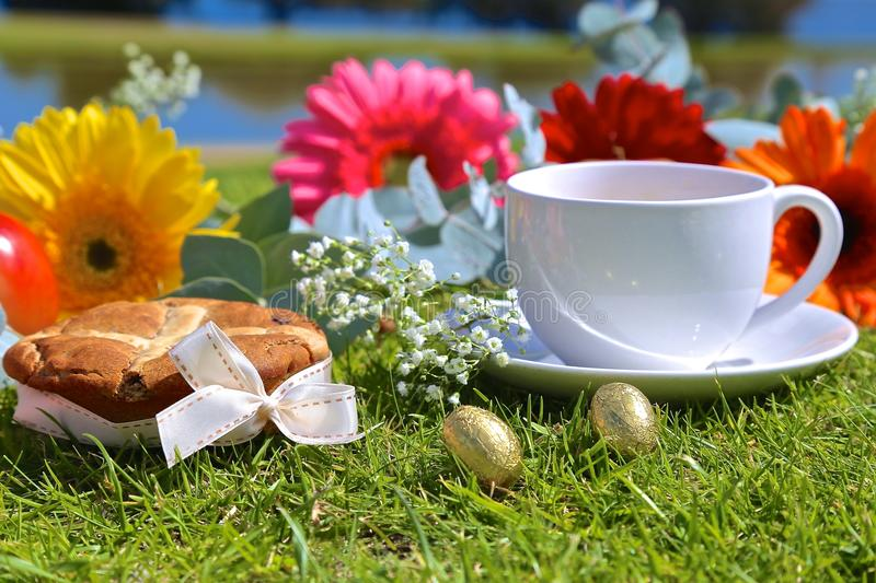 Easter Day. Celebrating Easter Day in Australia stock images