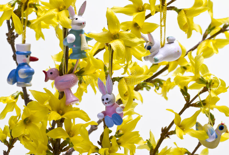 Easter decoration. royalty free stock image