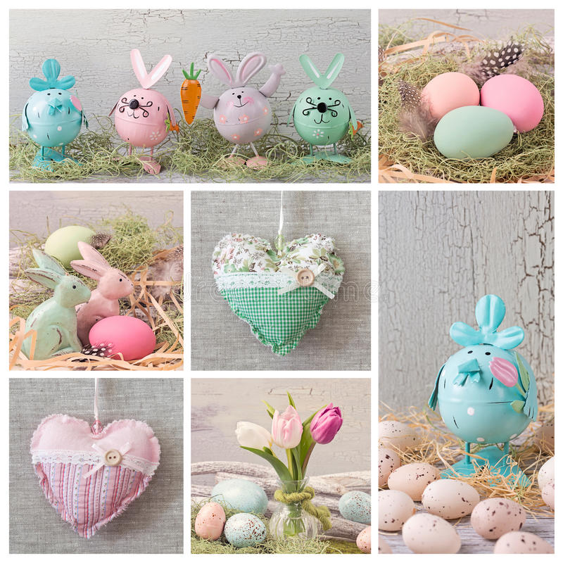 Free Easter Decoration Royalty Free Stock Image - 51866216