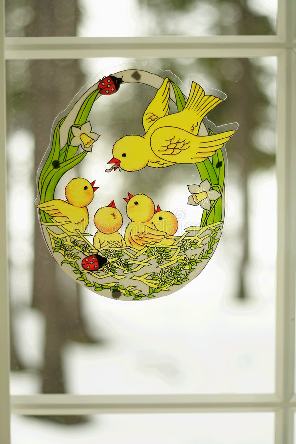 Download Easter decoration stock image. Image of holiday, fragile - 5452223