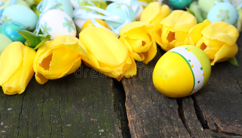 Download Easter decoration stock photo. Image of decoration, greeting - 38192194