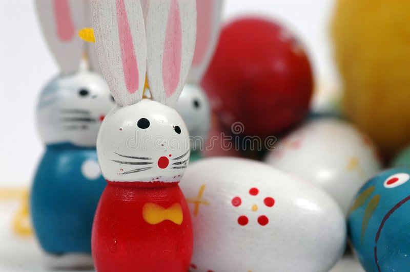 Download Easter Decorations Stock Image - Image: 519391