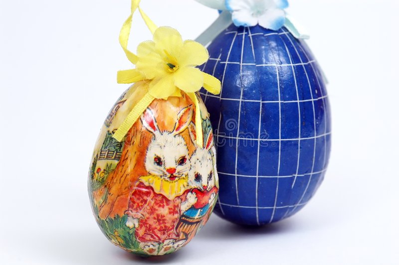 Download Easter decorations stock photo. Image of celebration, sweets - 519394