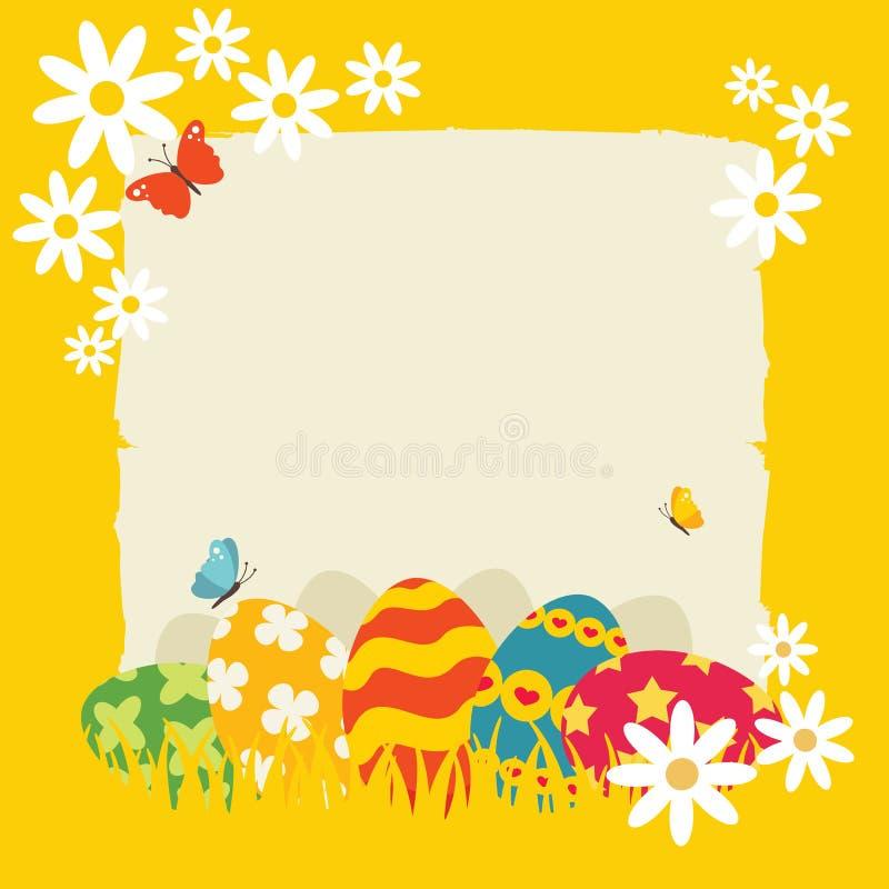 Easter Design stock illustration