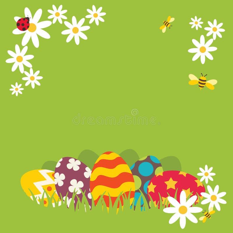 Easter Design royalty free illustration