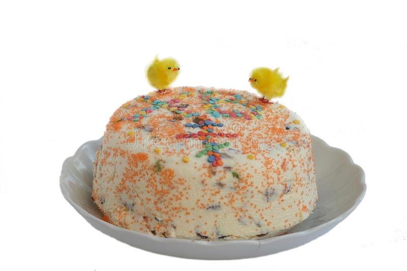 Easter Dish Royalty Free Stock Image