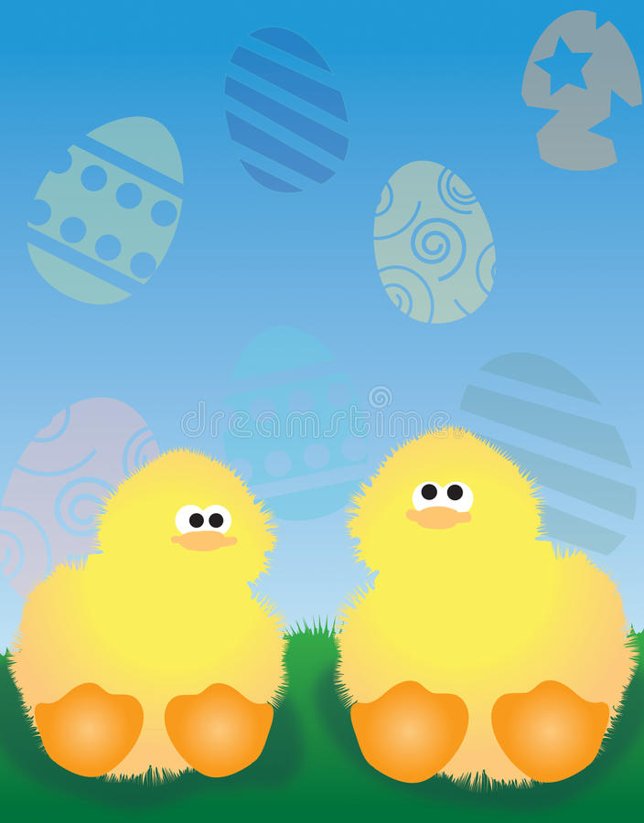 Download Easter Ducklings Stock Photos - Image: 19188333