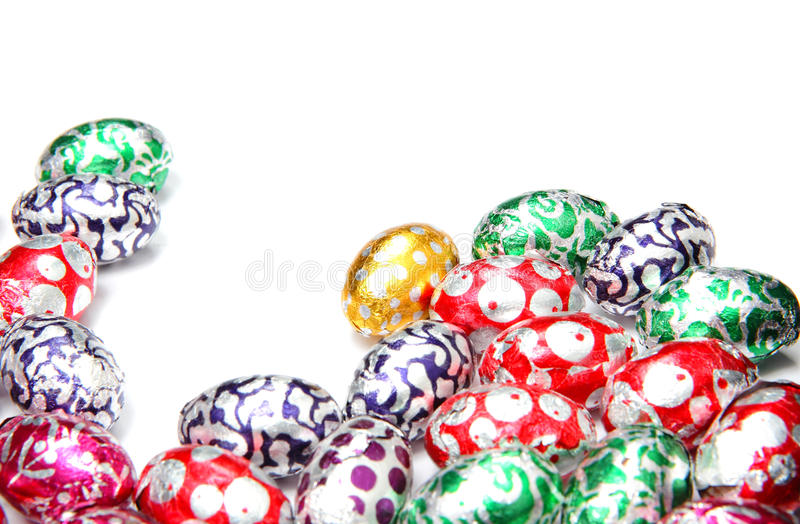 Download Easter egg stock image. Image of decorative, blue, colored - 19045905