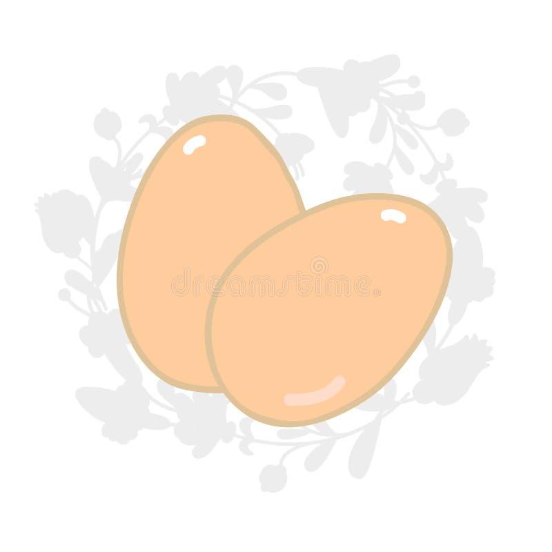 Easter-egg-000002 иллюстрация штока