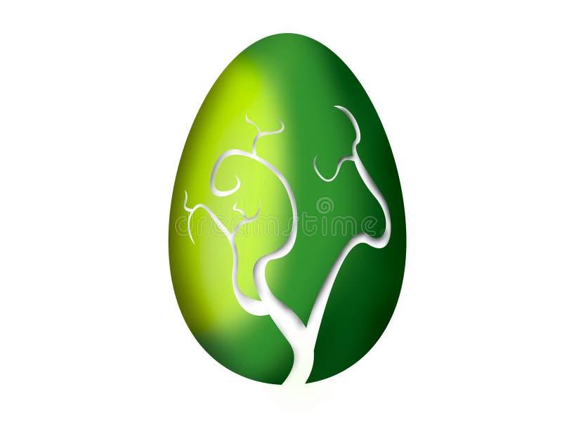 Download Easter egg stock illustration. Illustration of holiday - 8275535