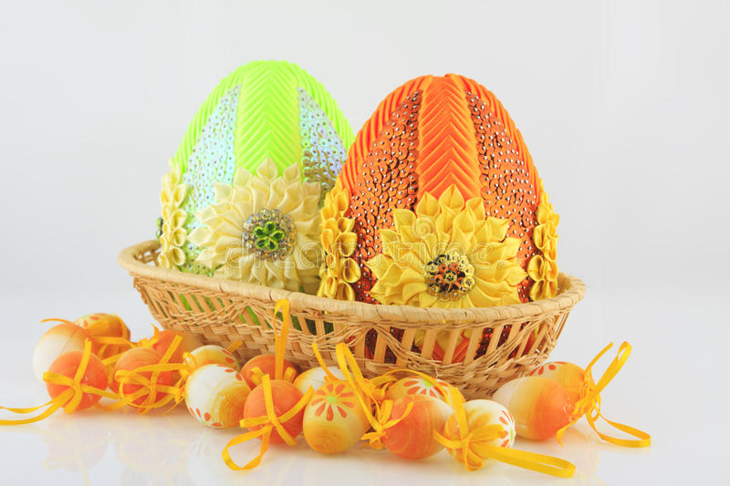 Download Easter decoration stock image. Image of flower, paint - 29902021