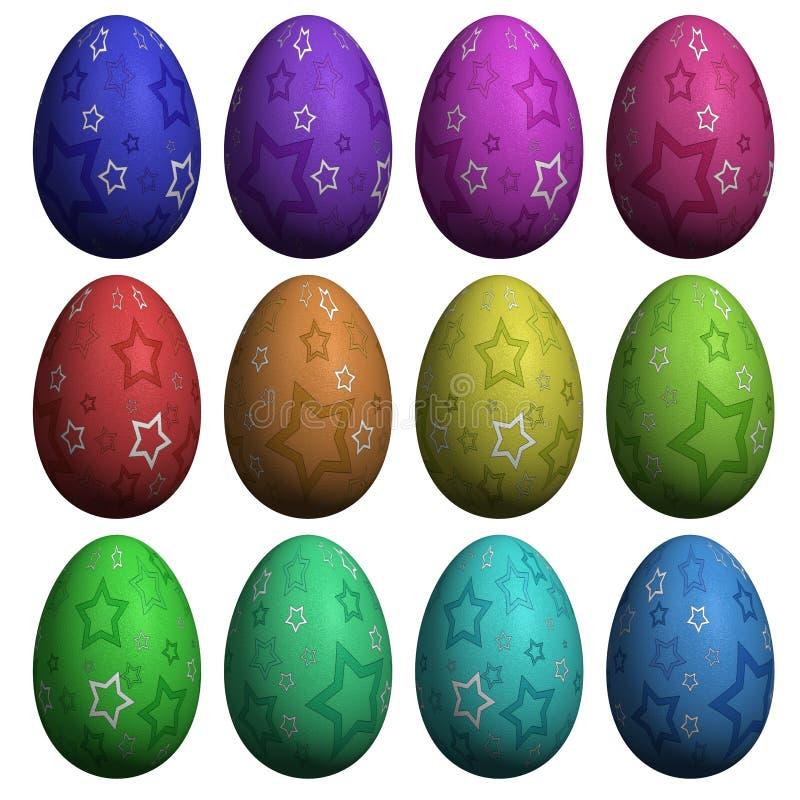 Download Easter Egg  Collection stock illustration. Illustration of detail - 8627098