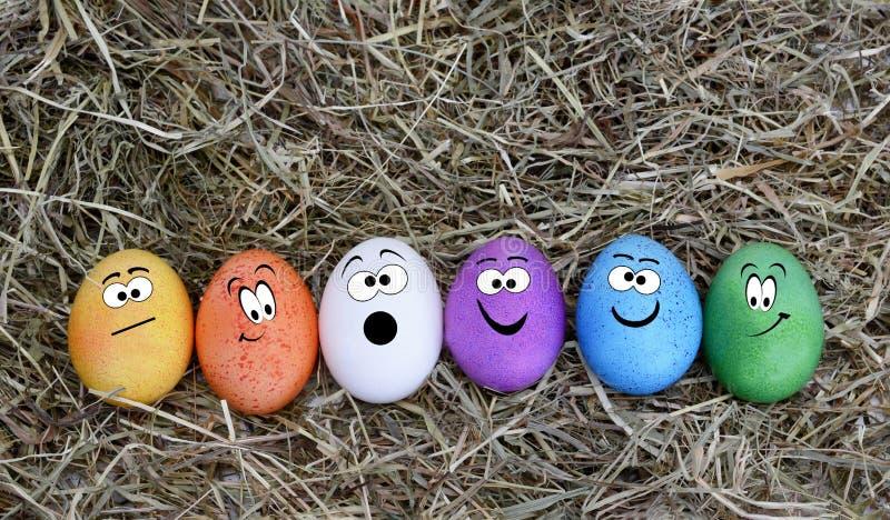Easter Egg, Egg, Grass, Easter stock image