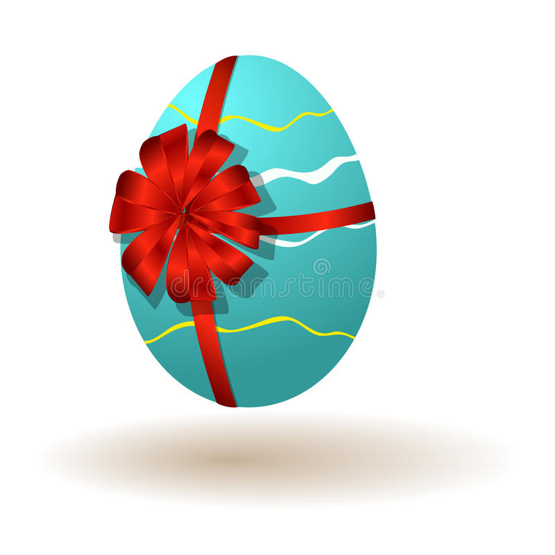 Download Easter egg - Happy Easter stock vector. Illustration of flower - 13468759