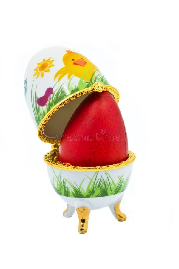 Easter Egg Holder royalty free stock image