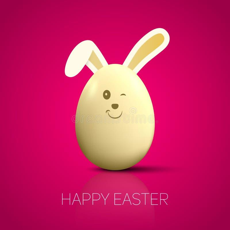 easter-egg-mesh-cmyk3-rabbit2 бесплатная иллюстрация