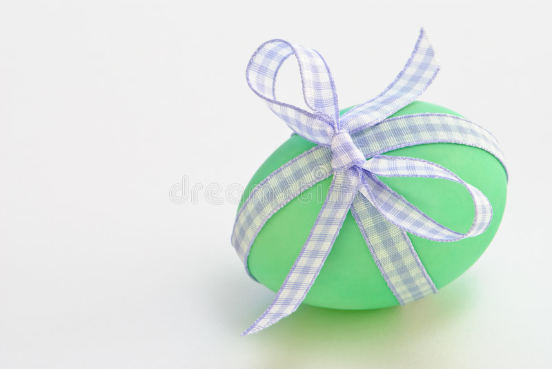 Download Easter Egg on White stock image. Image of background, single - 7910075