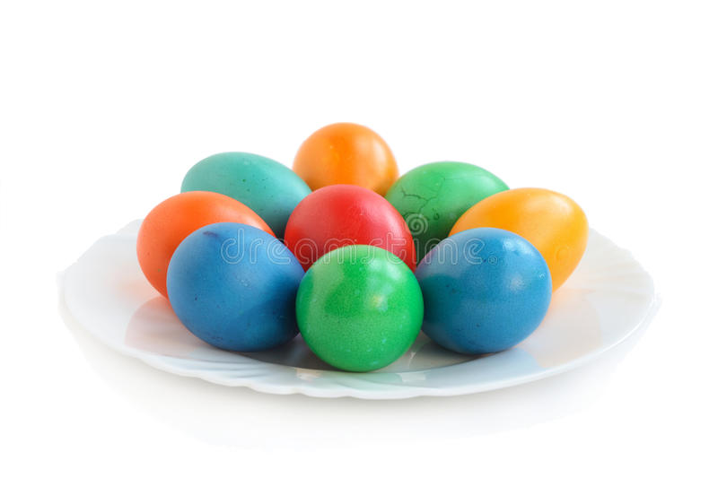 Download Easter eggs stock photo. Image of food, easter, event - 11749914