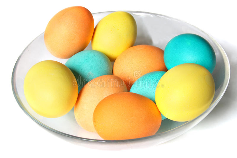 Download Easter eggs stock image. Image of event, colored, april - 12788483