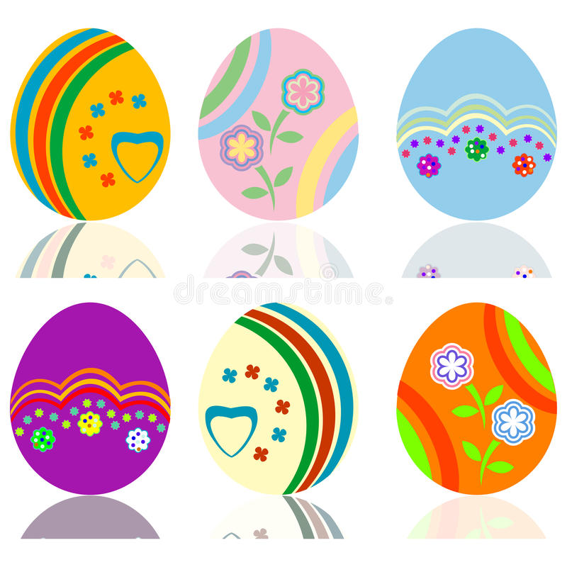 Download Easter Eggs Stock Photo - Image: 13454090