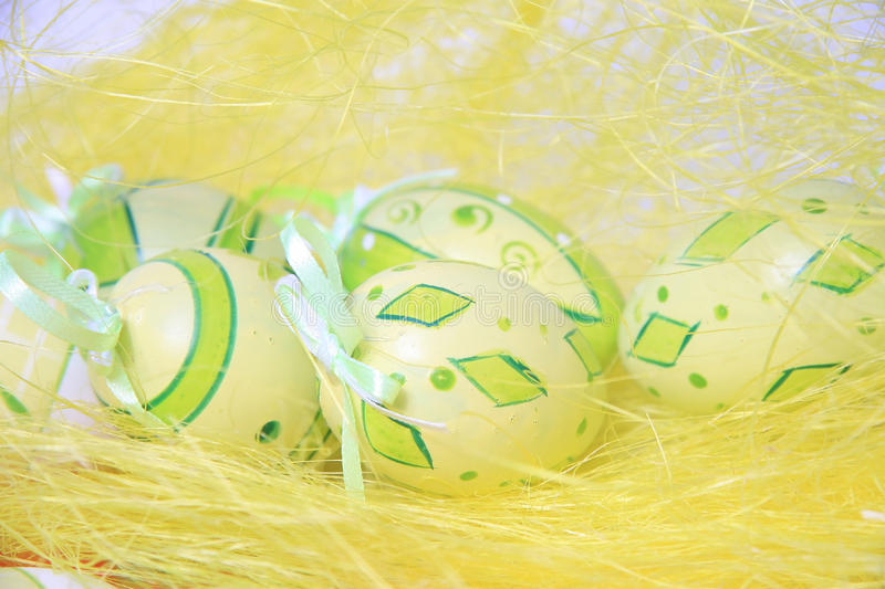 Download Easter eggs stock image. Image of flower, beautiful, happy - 22893631
