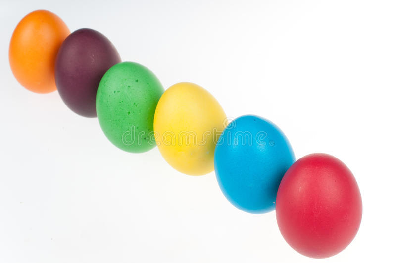 Download Easter eggs stock photo. Image of shot, closeup, blue - 23534466