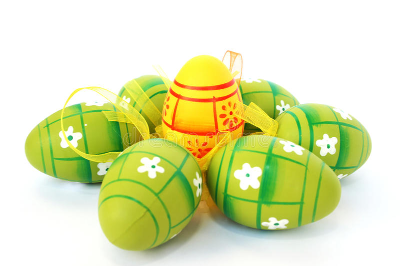 Download Easter eggs stock photo. Image of symbol, collection - 23663694