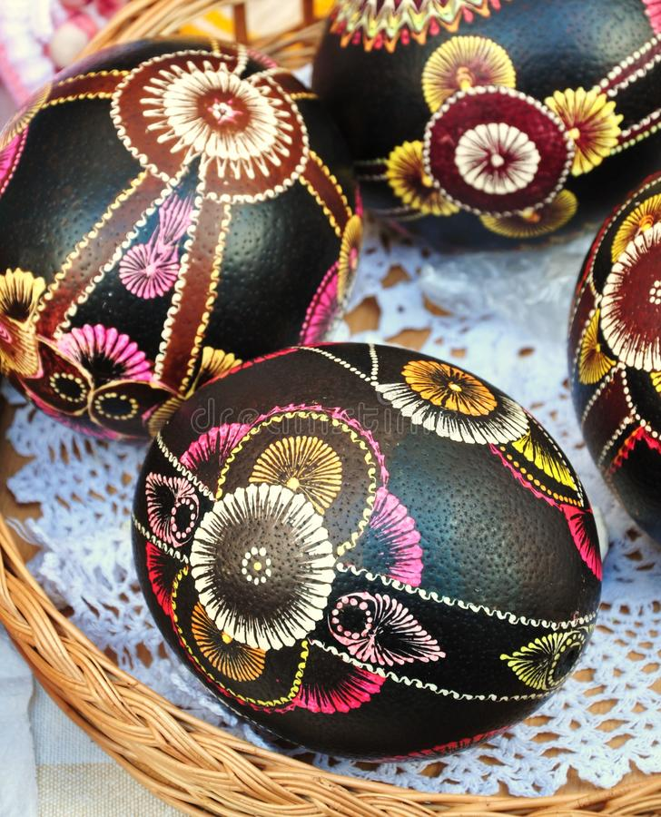 Download Easter eggs stock image. Image of celebration, creative - 23667255